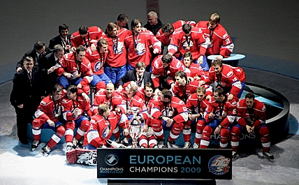 ZSC Lions - Winner of the Champions Hockey League
