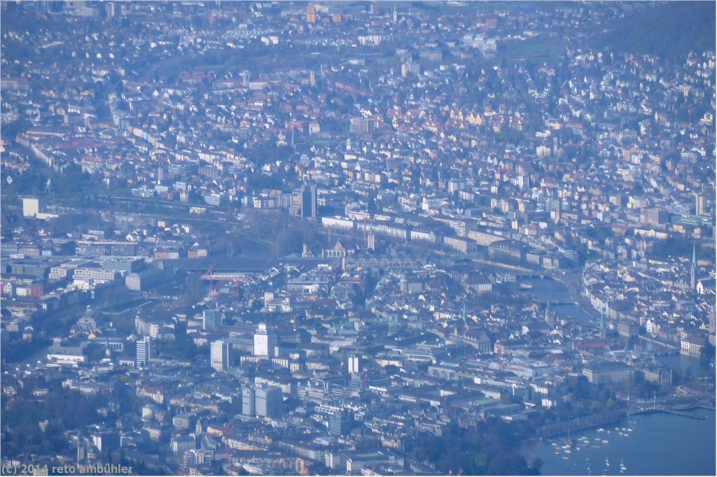 Zurich City Pics Aerial View of Zürich City And
