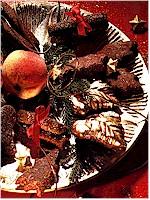 Brunsli (Swiss brownies)