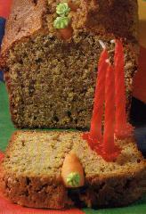 Rüebli Kuchen (Carrot cake)