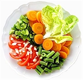 Salat (mixed salad)